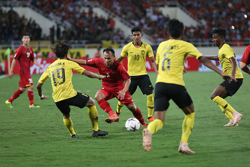 Việt Nam vs Malaysia: Cứ tự tin, sẽ thắng!