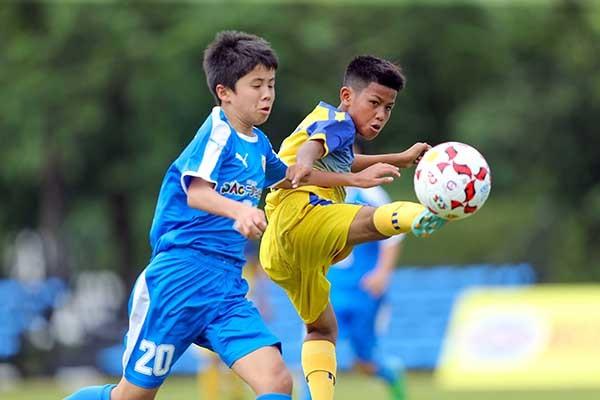 Ngày hội bóng đá thiếu niên Việt Nam- Nhật Bản