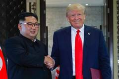 Ông Trump nói 'không vội' đàm phán với Triều Tiên