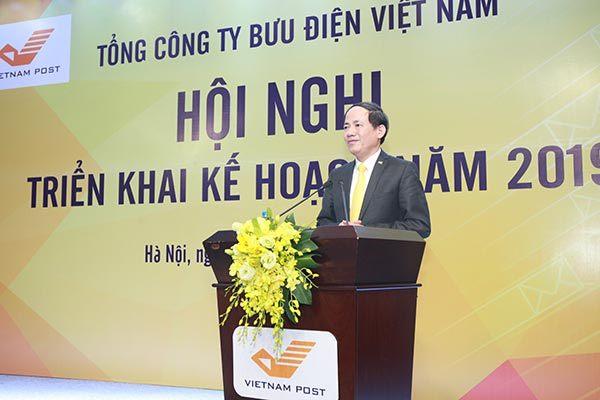 2018, Bưu điện Việt Nam đạt hoàn thành xuất sắc nhiệm vụ