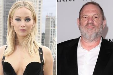 Trùm sản xuất phim Hollywood khoe lên giường với Jennifer Lawrence