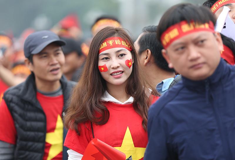 Tuyển Việt Nam,CĐV Việt Nam,Malaysia