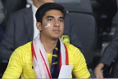 Bộ trưởng Malaysia 26 tuổi xem chung kết AFF Cup: 'Việt Nam, bạn thật đẹp'