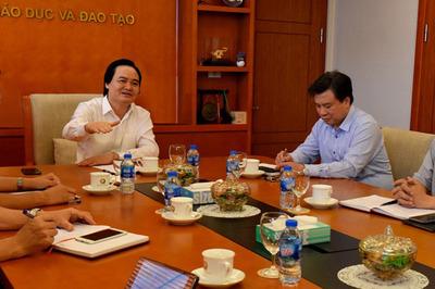 """Bộ trưởng Phùng Xuân Nhạ: """"Làm nghiêm túc để trả lại công bằng, niềm tin"""""""