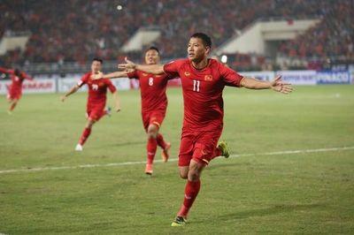 Anh Đức không diễn tả nổi cảm xúc với chức vô địch AFF Cup