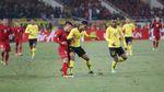 Việt Nam 1-0 Malaysia: Nghẹt thở phút cuối (hiệp 2)