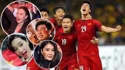 Sao bật khóc, 'đi bão' trắng đêm mừng Việt Nam vô địch AFF Cup 2018