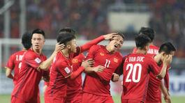 Thơ chúc mừng Tuyển Việt Nam vô địch AFF Cup 2018