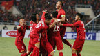 Cận cảnh bàn thắng của Anh Đức làm nổ tung cầu trường Mỹ Đình