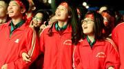 Sinh viên Bách khoa phát cuồng mừng Việt Nam vô địch AFF Cup