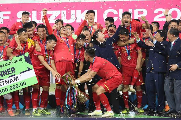 """Báo Malaysia: """"Việt Nam xứng đáng vô địch AFF Cup 2018"""""""