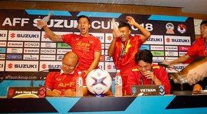 Quế Ngọc Hải: Cảm ơn HLV Park Hang Seo vì đã đến Việt Nam