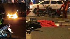 Đi 'bão đêm' ở Sài Gòn, nam thanh niên bị xe bồn cán chết