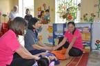 Bộ GD-ĐT kiểm tra việc dạy trẻ khuyết tật tại Trường Mầm non B Trực Đại