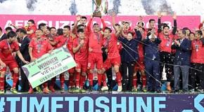 Truyền thông quốc tế: 'Việt Nam là ông hoàng của bóng đá Đông Nam Á'