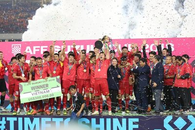 Hành trình lên ngôi vô địch AFF Cup 2018 của đội tuyển Việt Nam