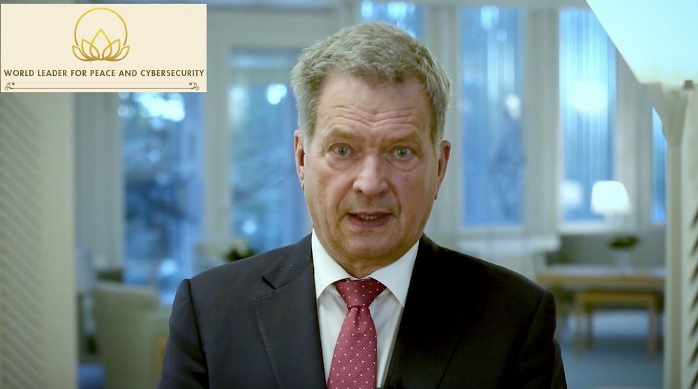 Tổng thống Phần Lan được vinh danh