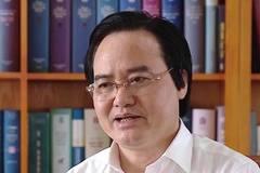"""Bộ trưởng Phùng Xuân Nhạ: """"Đánh giá kỳ thi THPT quốc gia trung thực, cầu thị"""""""