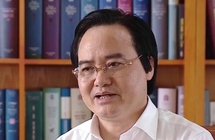 Bộ trưởng Phùng Xuân Nhạ: 'Đánh giá kỳ thi THPT quốc gia trung thực, cầu thị'