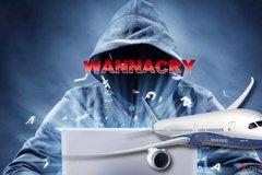 Virus WannaCry tấn công hãng máy bay Boeing