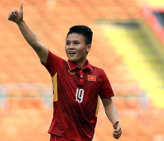 Quang Hải,U23 Việt Nam