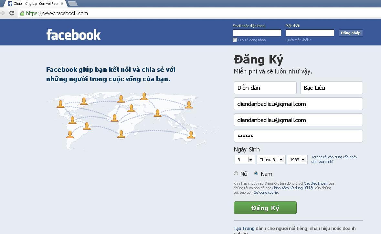 Nghề bán xác tài khoản Facebook kiếm tiền tỷ