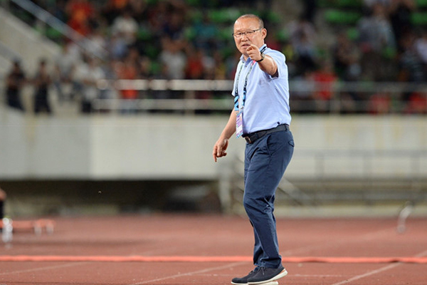 tuyển Việt Nam,HLV Park Hang Seo,Việt Nam vô địch AFF Cup 2018