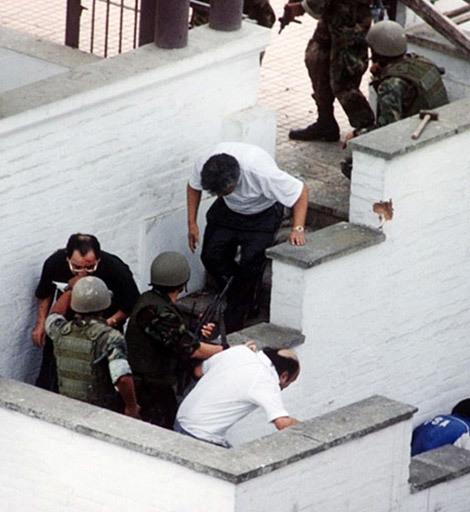 bắt cóc con tin,Nhật,Peru,sứ quán Nhật