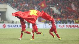 Tuyển Việt Nam và thầy Park bay cao: Giờ là việc của VFF...