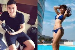 Bạn gái tin đồn của Lâm 'tây' đăng Facebook ẩn ý chúc mừng bạn trai