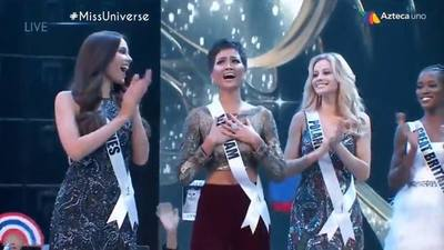 Chung kết Hoa hậu Hoàn vũ: H'Hen Niê vào top 10
