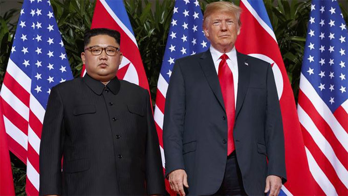 Donald Trump,Triều Tiên,Mỹ,Kim Jong Un,giải trừ hạt nhân,phi hạt nhân hóa
