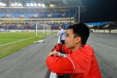 Phạm Đức Huy: Từ cậu bé nhặt bóng thành nhà vô địch AFF Cup