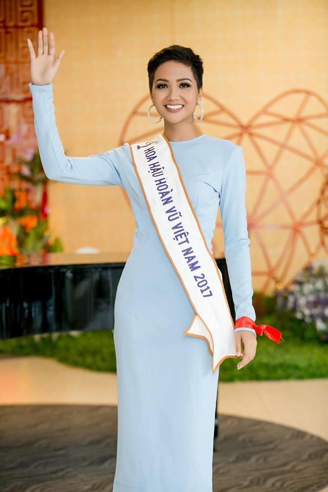 H'Hen Niê lọt Top 5 Hoa hậu Hoàn vũ 2018 làm nên kỳ tích Việt Nam