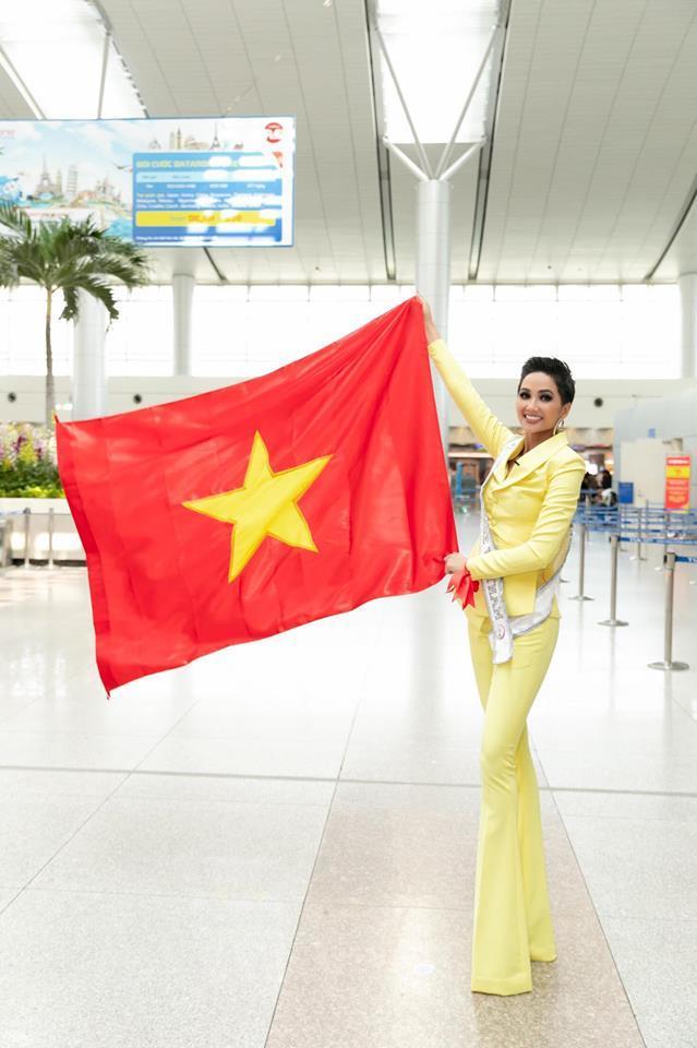 H'Hen Niê: 'Top 5 Hoa hậu Hoàn vũ nhưng Hen vẫn là Hen thôi'