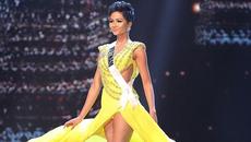 Hành trình tỏa sáng giúp H'Hen Niê lọt Top 5 Hoa hậu Hoàn vũ 2018
