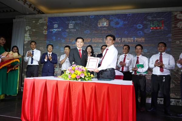 hợp tác phân phối dự án Cát Tường Phú Hưng