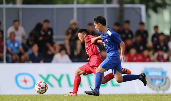 bóng đá trẻ,tuyển Việt Nam