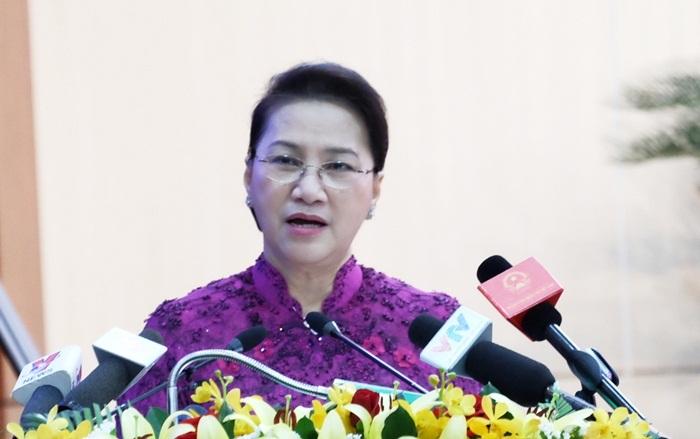 chủ tịch quốc hội,Đà Nẵng,Nguyễn Thị Kim Ngân,Trương Quang Nghĩa