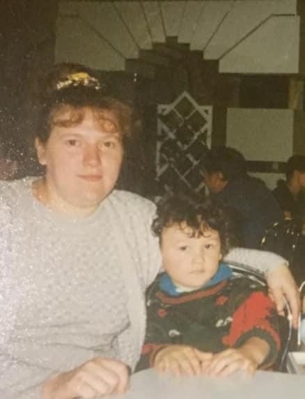 Chuyện chưa biết về người mẹ Nga của thủ môn Lâm 'tây'