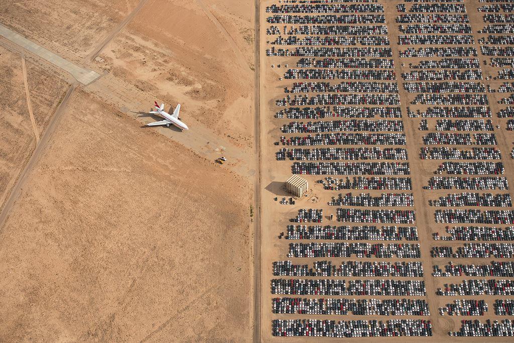 Hàng ngàn xe Volkswagen và Audi bị vứt bỏ là ảnh ấn tượng nhất năm 2018
