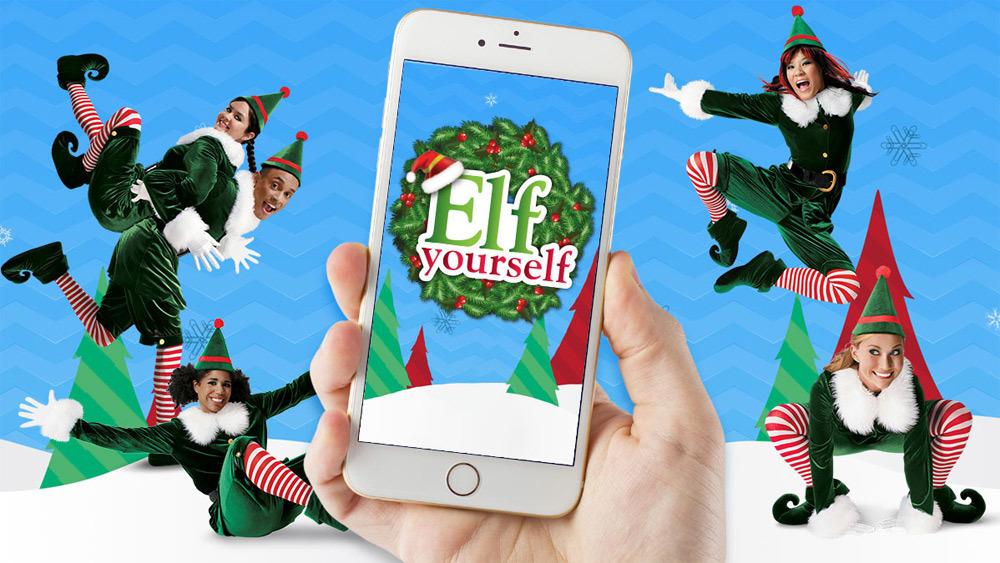 Tạo video nhảy múa trên nền nhạc Giáng sinh vui nhộn