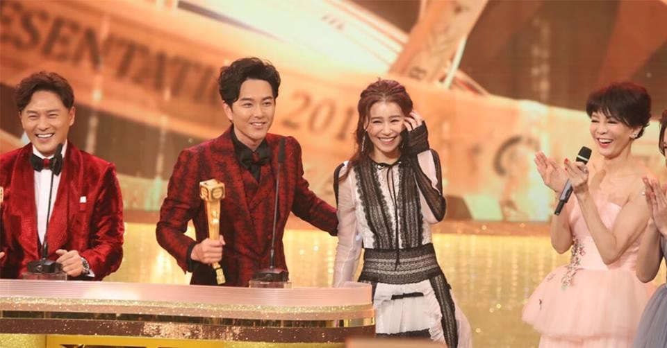 TVB,trao giải TVB,Sao Hoa ngữ