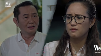 'Gạo nếp gạo tẻ' tập 97: Con Hồng Vân hoảng hốt khi bố chồng phát hiện bí mật