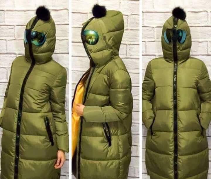 Sốt áo phao 'người ngoài hành tinh': Săn lùng suốt ngày đông giá rét