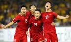 Cầu thủ Việt Nam áp đảo đội hình tiêu biểu AFF Cup 2018