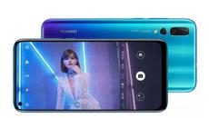 Huawei ra mắt Nova 4 với màn hình đục lỗ và camera 48 Mpx