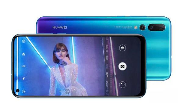 Huawei Nova 4,Huawei,Điện thoại Huawei