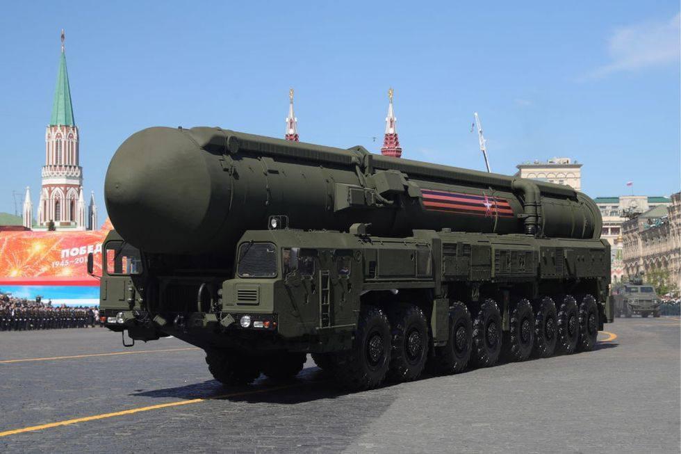 Uy lực đáng gờm của tên lửa quân đội Nga sắp trang bị