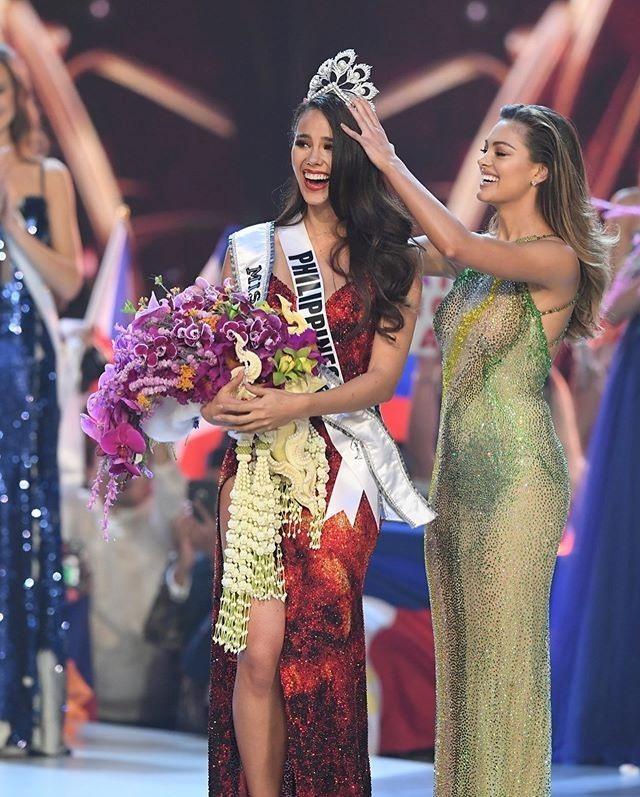 Người yêu 6 múi điển trai, nổi tiếng của tân Hoa hậu Hoàn vũ 2018
